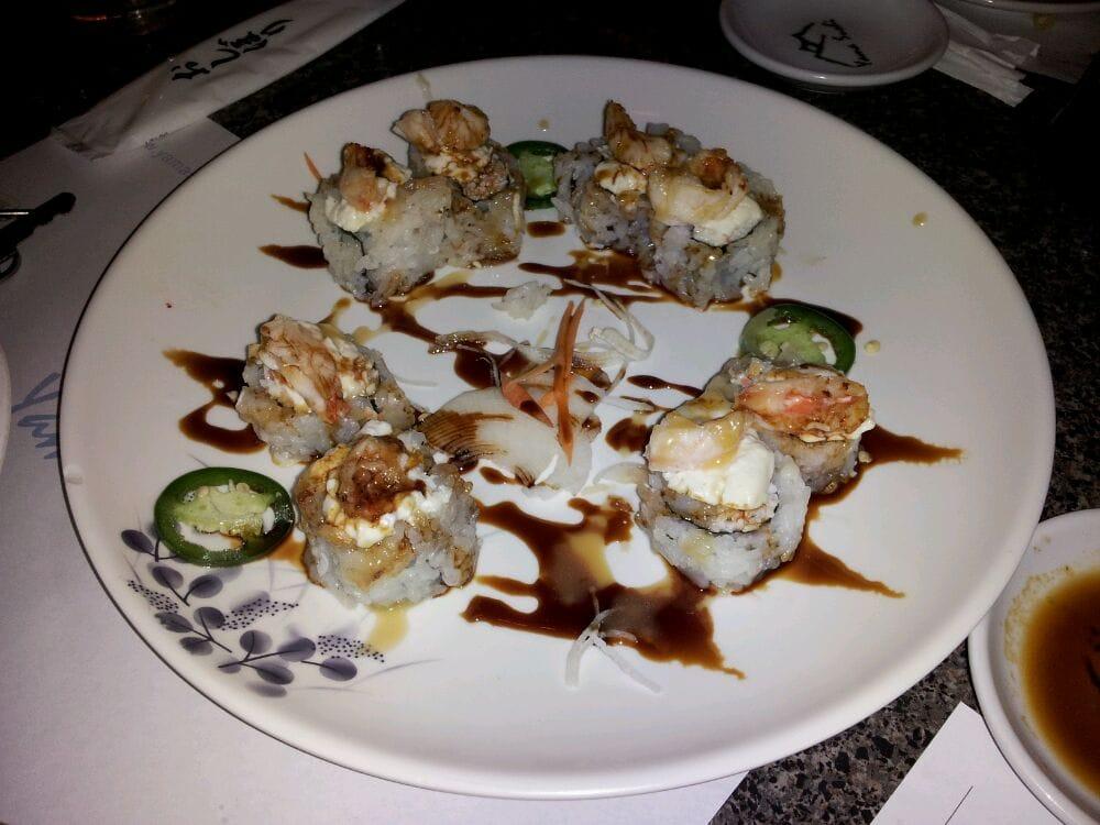 Sushi Wet Dream